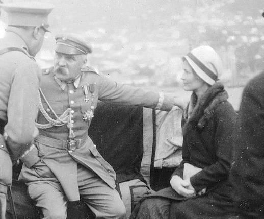 Eugenia Lewicka miała być ostatnią kochanką Piłsudskiego. Czy później miał jeszcze jeden romans?