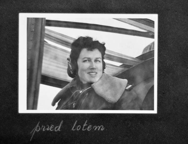 Zofia była jedną z pierwszych – i na długi czas ostatnich – kobiet przyjętych do wojska jako lotniczki.