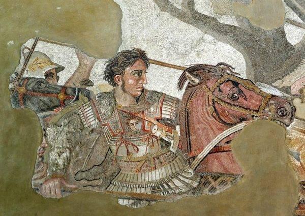 Aleksander Macedoński, przez wielu uważany za największego dowódcę wojskowego wszech czasów