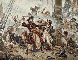Tzw. złoty wiek piractwa szybko dobiegł końca