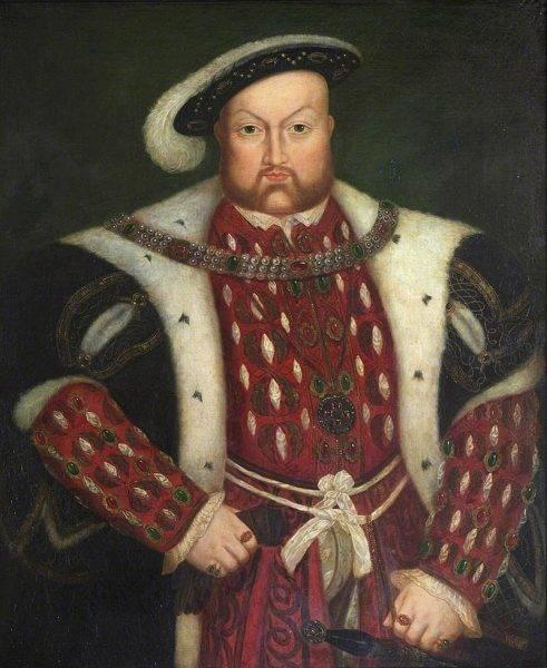 Otyły, schorowany Henryk nie potrafił stanąć na wysokości zadania