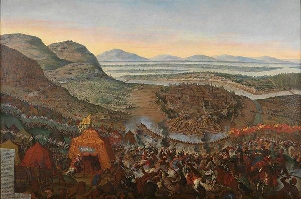 Kulczycki odkrył kawę po ucieczce Turków spod obleganego Wiednia. Jej zielone ziarna leżały wówczas dookoła opuszczonych tureckich obozów w całych stertach.