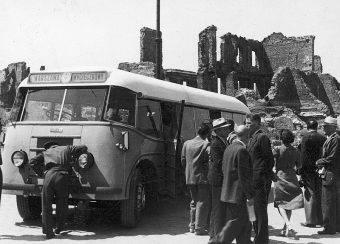 Sytuacja motoryzacyjna w powojennej Polsce była, łagodnie mówiąc, fatalna.