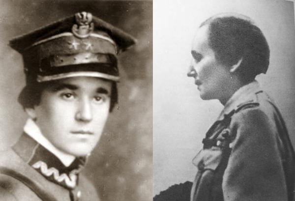 Wanda Gertz zaciągnęła się do wojska w przebraniu mężczyzny