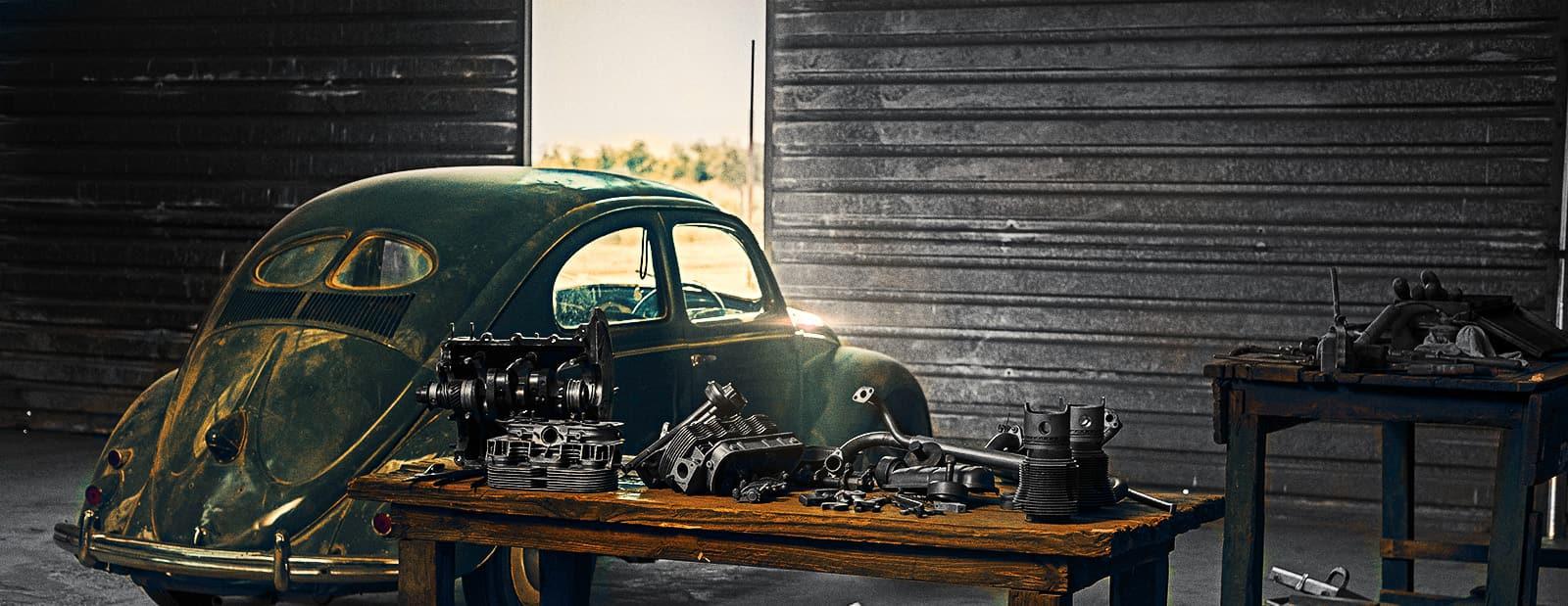 """Inspirację do napisania artykułu stanowi serial """"Samochody, które zmieniły świat"""" Emisja w poniedziałki o 21:00 od 30 listopada na HISTORY"""