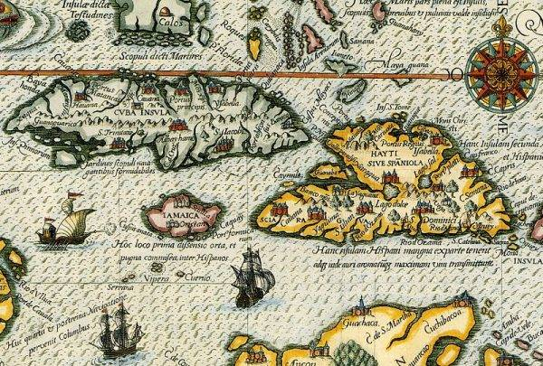 Najsłynniejsi piraci grasowali na Morzu Karaibskim