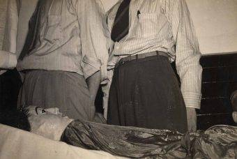 Opętany szaloną miłością mężczyzna przez siedem lat sypiał ze zwłokami
