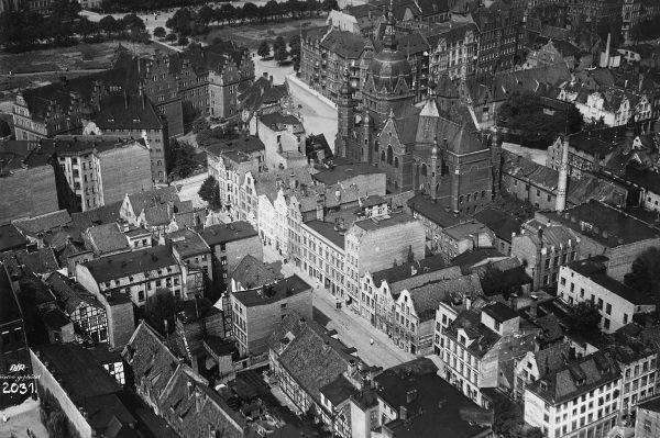 Gdańsk w latach dwudziestych był miastem pełnym szpiegów (fot. domena publiczna)