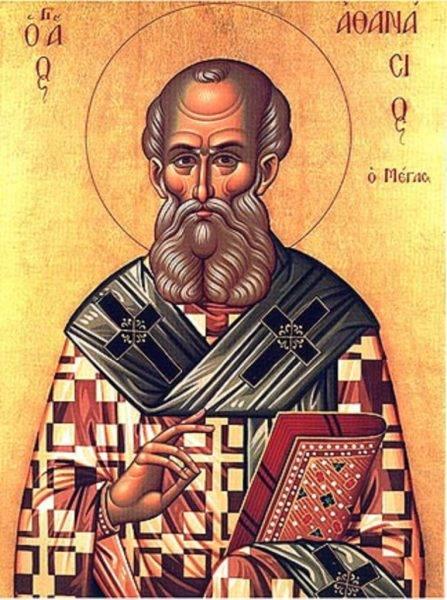 Atanazy, biskup Aleksandrii, przyrównywał niewiasty do kojarzonych z czystością gołębic i przekonywał, aby podobnie do tych ptaków zadowoliły się myciem w misie