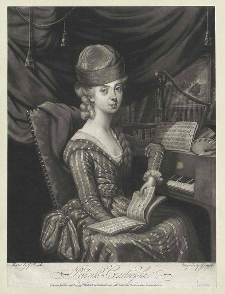 Izabela Dorota z Flemmingów Czartoryska była jedną z najwybitniejszych przedstawicielek rodu