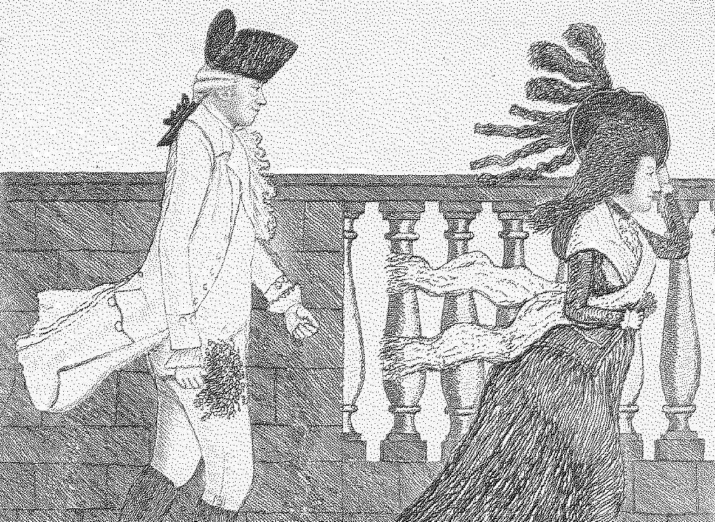 """James Graham przeszedł do historii jako konstruktor """"niebiańskiego łoża"""", które miało gwarantować poczęcie za pomocą... elektryczności."""