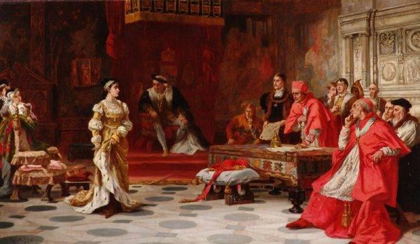 Brak męskiego potomka sprawiał, że Henryk ochoczo pozbywał się kolejnych żon