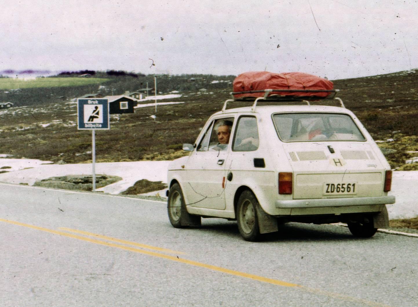 Posiadanie fiata 126 było marzeniem wielu Polaków
