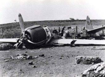"""Myśliwiec """"Zero"""", pilotowany przez Shigenoriego Nishikaichiego, 17 grudnia 1941"""