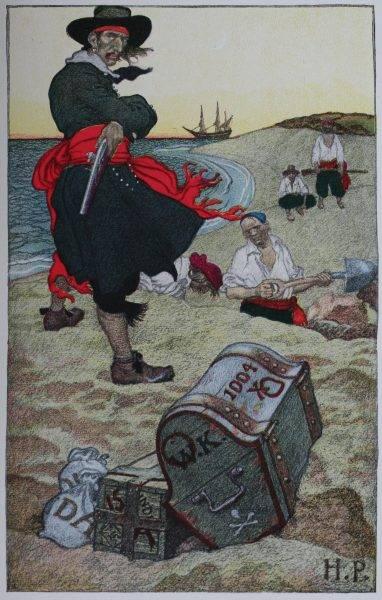 Utrwalony w powszechnej świadomości obraz piratów mocno rozmija się z rzeczywistością
