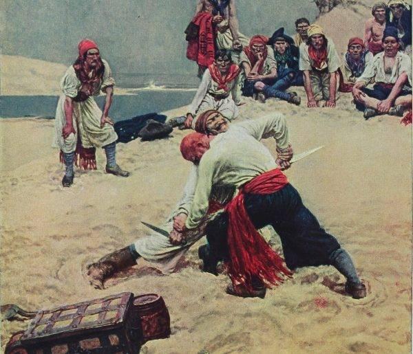 Póki działali, piraci byli jednym z ulubionych tematów prasy.