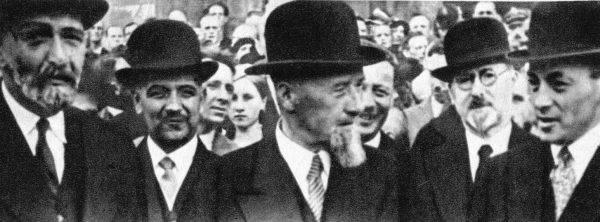 Najprawdopodobniej autorem listów był nie Józef, a Jan Piłsudski (drugi z prawej)