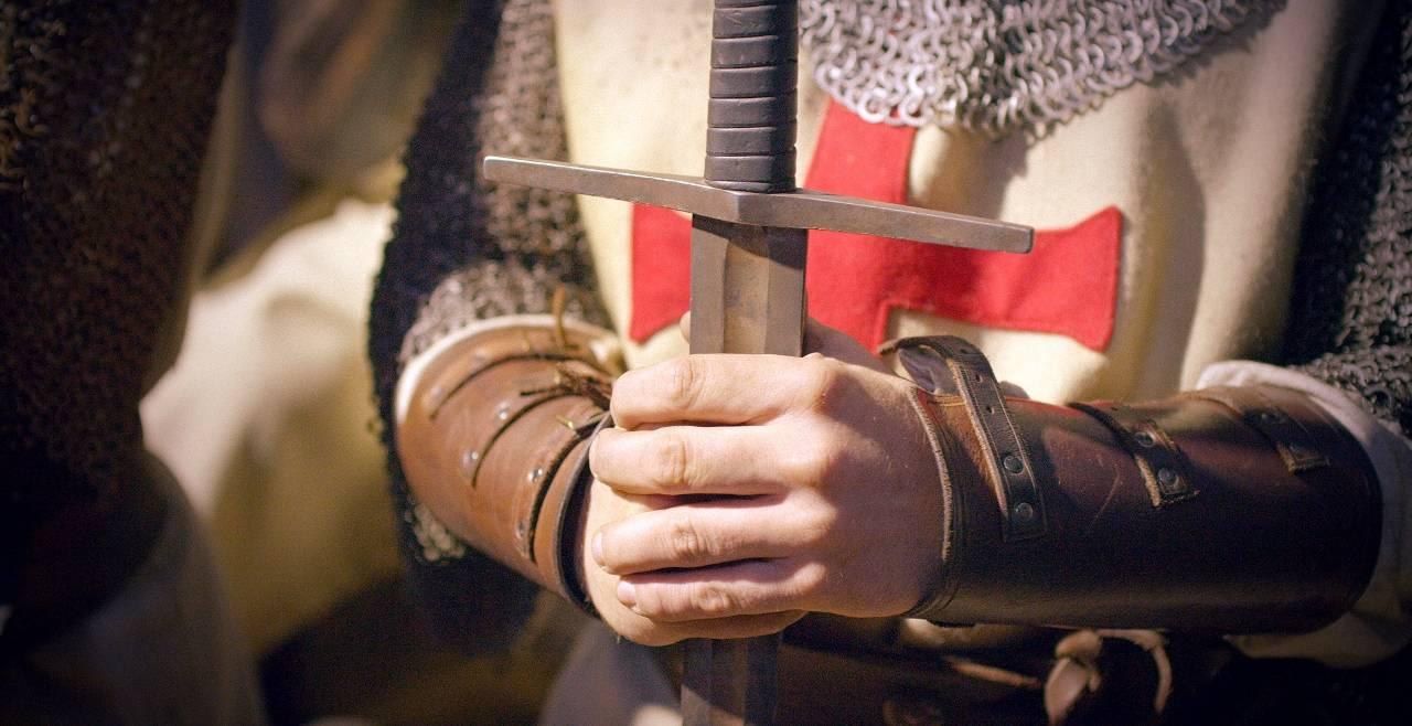 Templariusze byli jednym z najbardziej tajemniczych zgromadzeń zakonnych doby średniowiecza