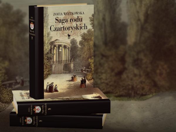 Więcej o niezwykłej Familii dowiesz się z książki Zofii Wojtkowskiej Saga rodu Czartoryskich która ukazała się właśnie nakładem Wydawnictwa Iskry.