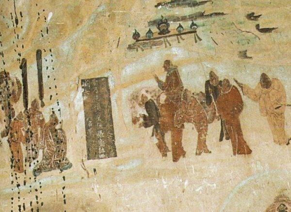 Legendarny chiński historyk Sima Qian zaczął gromadzić wiedzę o świecie położonym za jałową pustynią