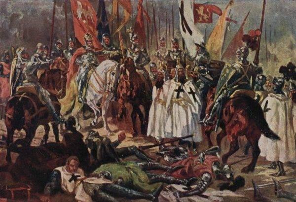 Pod Płowcami zginęła aż jedna trzecia walczących.