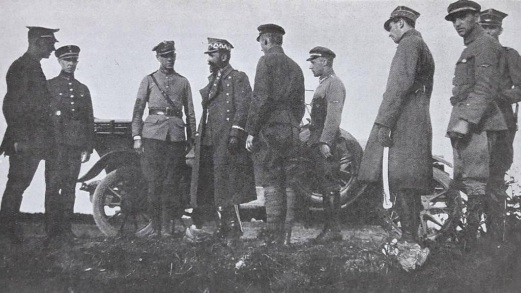 21. Eskadra Niszczycielska i kpt. Stefan Bastyr w 1920 roku