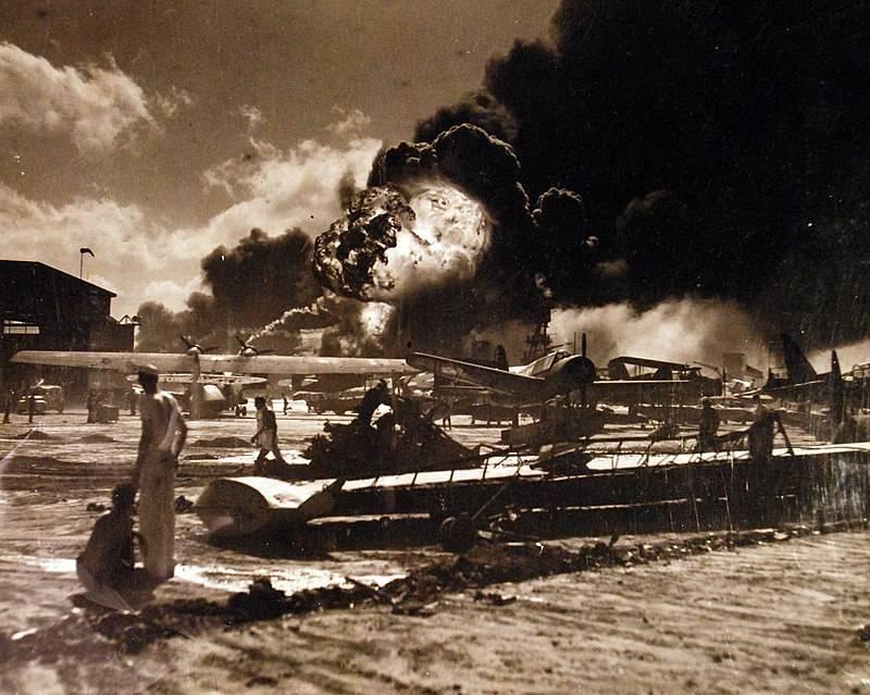 Atak na Pearl Harbor nie był dla Amerykanów aż tak wyniszczający, jak zwykło się uważać.