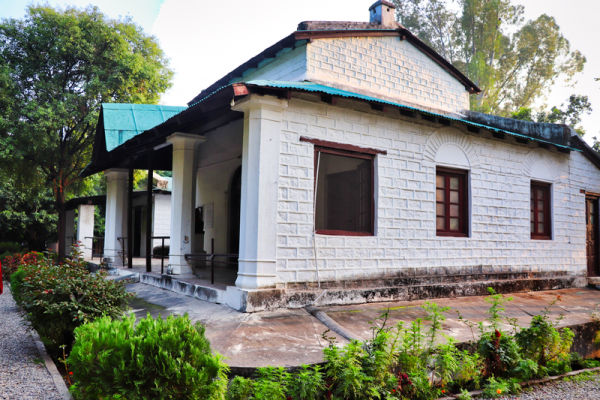 Dom Corbetta w Indiach