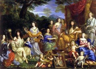 Ludwika XIV otaczała aura boskości. Pod wieloma względami był jednak tylko... człowiekiem.