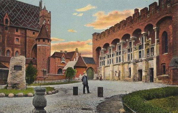 Żadne z miast Zakonu nie mogło się równać z Malborkiem.