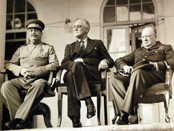 Wielka Trójka w Teheranie