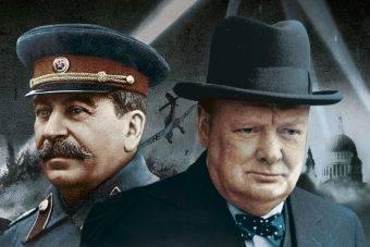 Osobiste kontakty Churchilla i Stalina miały wpływ na przebieg wojny
