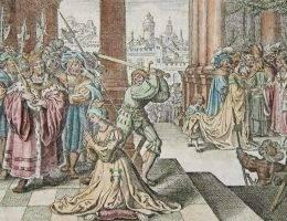 Anna Boleyn została ścięta za domniemane zdrady