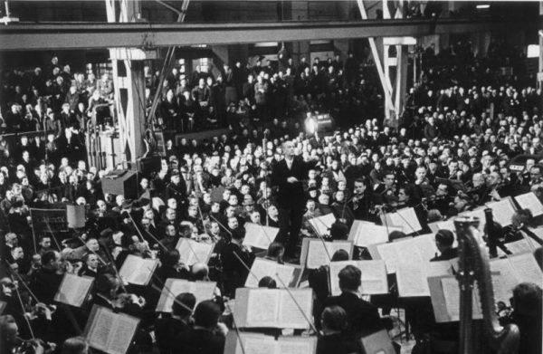 Czystka w niemieckiej kulturze objęła m.in. filharmonie i opery.