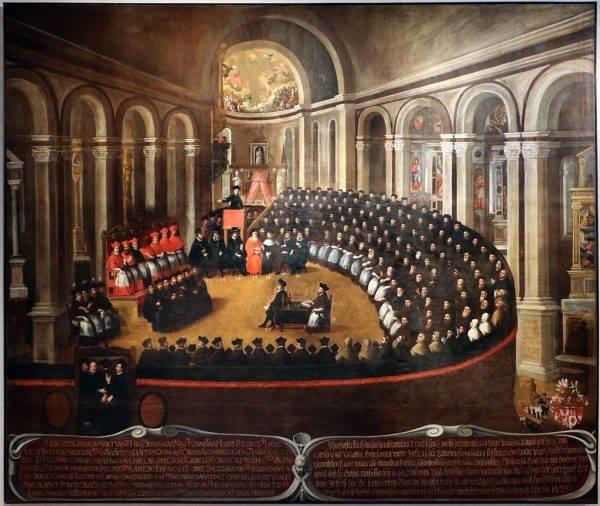 Sobór trydencki – sobór powszechny Kościoła katolickiego, który miał miejsce w latach 1545–1563.