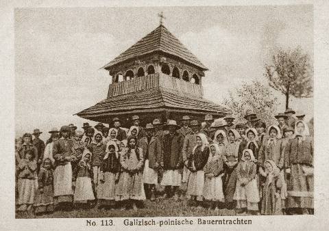 Pocztówka z Galicji