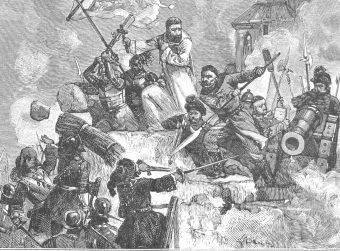 Bitwa pod Mątwami po potopie szwedzkim okazała się kolejnym gwoździem do trumny Rzeczpospolitej.