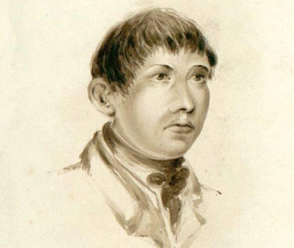 Portret Horwooda wykonany podczas procesu