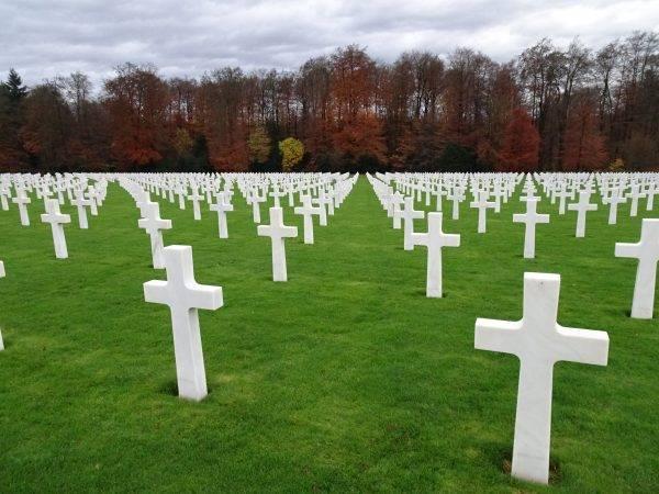 Cmentarz amerykańskich żołnierzy w Luksemburgu