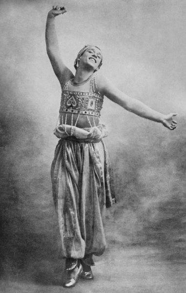 Wacław Niżyński był jednym z najwybitniejszych tancerzy XX wieku.