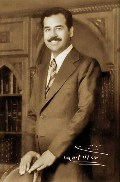 Operację opłacił ówczesny wiceprezydent Iraku Saddam Husajn