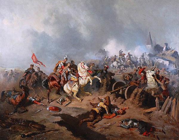 Z polskich rąk zginęło wielu doświadczonych w bojach i zasłużonych żołnierzy – m.in. Stefana Czarnieckiego (on sam nie brał udział w starciu, zmarł niedługo wcześniej).