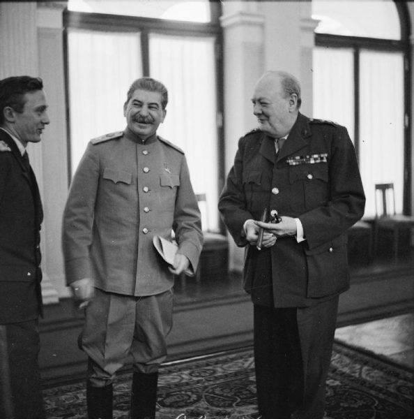Przez wiele lat głównym źródłem w badaniach osobistego stosunku Stalina do Churchilla była garstka drugo- lub trzeciorzędnych świadectw, często pod jakimś względem problematycznych.