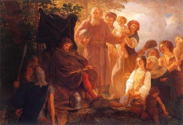 Władysław Łokietek na wygnaniu