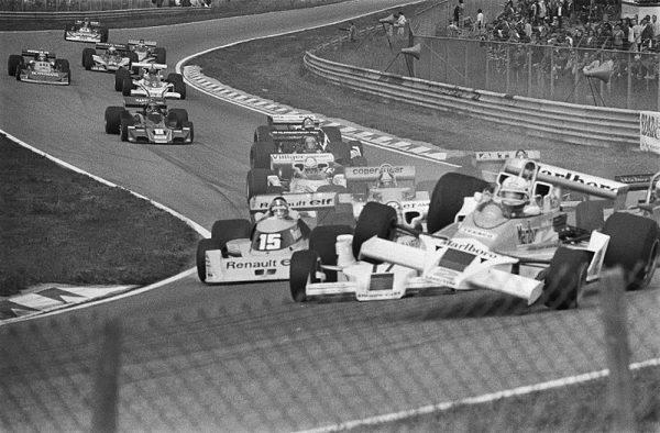 Wypadek podczas Grand Prix Danii w 1977 roku.
