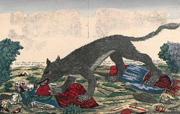 Wiele osób uważało wręcz, że grasujący w okolicy potwór to… wilkołak.