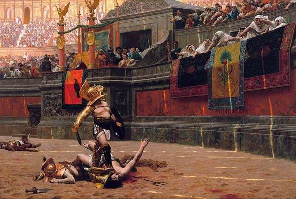 Zapewnienie pannie młodej płodności, wyleczenie z choroby, rozkochanie w sobie drugiej osoby – na wszystkie te okazje zalecano wykorzystanie posoki gladiatora.