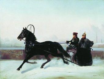 Zwyczaj dekorowania choinki wprowadziła w Rosji Aleksandra Fiodorowna, żona przyszłego cara Mikołaja I