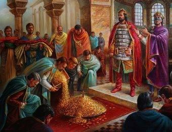 Justynian II dokonał czegoś, co nie udało się żadnemu z jego poprzedników – po okaleczeniu i wygnaniu powrócił do Bizancjum i odzyskał tron.