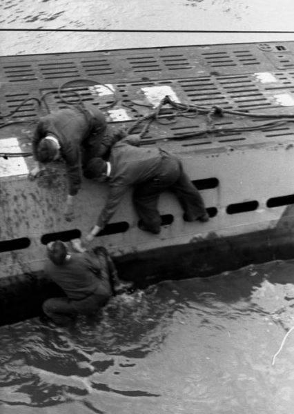 """W alianckim kodzie U-Booty nazywano """"karawanami"""""""